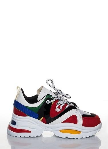 Efem Sneakers Kırmızı